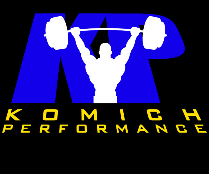 Komich Performance - Shorts Logo